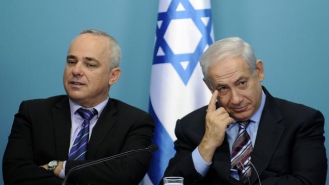 ראש הממשלה בנימין נתניהו ושר האוצר יובל שטייניץ, לפני כשבועיים (צילום: יואב ארי דודקביץ')