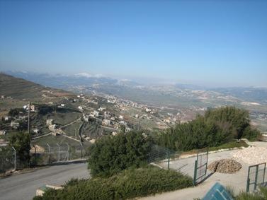 הנוף שנשקף מקיבוץ משגב-עם, השבוע (צילום: Prince Roy, רישיון CC BY 2.0)