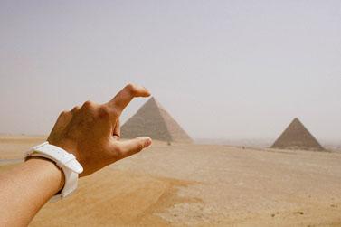 הפירמידות, מצרים (צילום: בלינק, רשיון cc-by-nc)