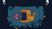 Big Fish Wins (איור: superciliousness, רשיון cc-by-nc-nd)