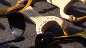"""רוגטקות שנמצאו על סיפון מאבי-מרמרה (צילום: דובר צה""""ל)"""