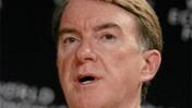 שר התעשייה והמסחר פיטר מנדלסון (צילום: הפורום הכלכלי העולמי, רשיון cc)
