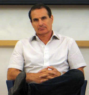 """העורך הראשי של ynet יון פדר (צילום: """"העין השביעית"""")"""