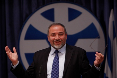 שר החוץ אביגדור ליברמן (צילום: מרים אלסטר)