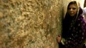 שרה נתניהו, רעיית ראש ממשלת ישראל, בעת ביקור בכותל המערבי (צילום: יוסי זמיר)