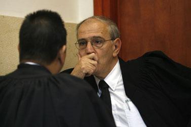 פרקליט המדינה משה לדור (צילום: מיכל פתאל)