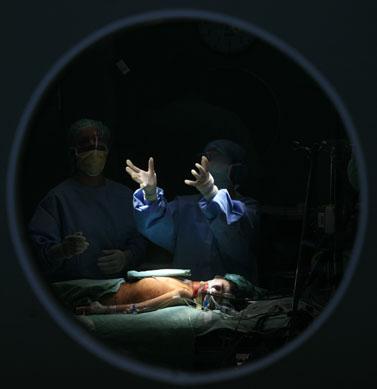 חדר ניתוח (צילום: פלאש 90)