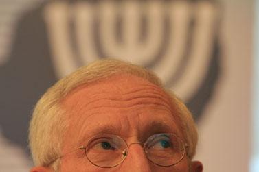 נגיד בנק ישראל, סטנלי פישר (צילום: נתי שוחט)