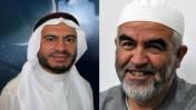 ראאד צלאח ואבו-דעאבס (משמאל)