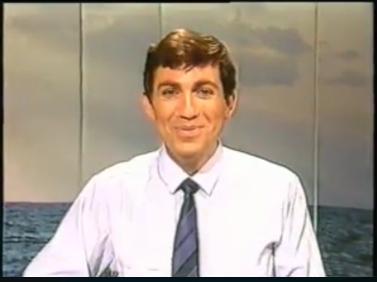 """עדי טלמור מגיש מבזק חדשות בתוכנית """"ערב חדש"""", מתוך קטע הווידיאו שביקש לשדר אחרי מותו"""