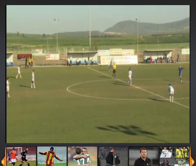 השידור באתר ערוץ הספורט (צילום מסך)
