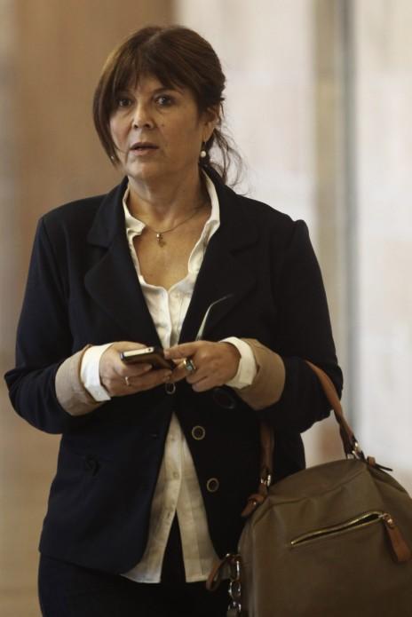 רינה מצליח בכנסת, ינואר 2012 (צילום: קובי גדעון)