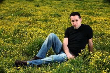 רון לשם. רמת-גן, 10.2.2008 (צילום: יוסי זמיר)
