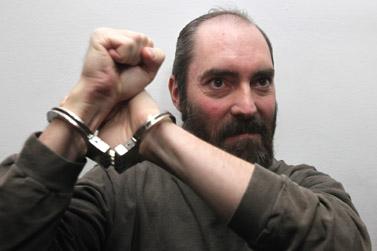 יעקב טייטל, החשוד ברצח, או שמא הרוצח? (צילום: יוסי זמיר)
