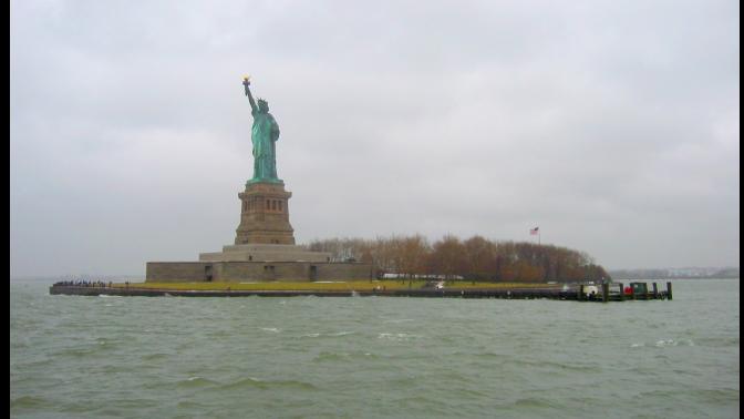 פסל החירות (צילום: Captain Chaos; CC BY-NC-SA 2.0)
