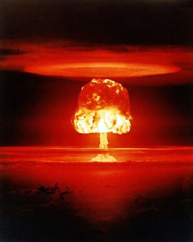 ניסוי בנשק גרעיני, מרץ 1954 (צילום: National Nuclear Security Administration / Nevada Site Office)