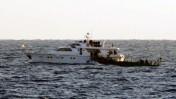 """כוחות צה""""ל משתלטים על ספינה שניסתה להגיע לעזה (צילום: דובר צה""""ל; רישיון CC BY-SA 2.0)"""