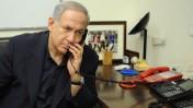 """בנימין נתניהו, ראש ממשלת ישראל, השבוע (צילום: משה מילנר, לע""""מ)"""