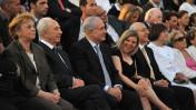 ראש ממשלת ישראל, בנימין נתניהו, ורעייתו שרה (צילום: יואב ארי דודקביץ')