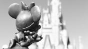 עכבר בדיסני וורלד (צילום: Joe Penniston, רשיון by-nc-nd 2.0)