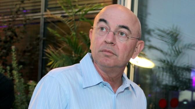 יואל אסתרון, 2010 (צילום: משה שי)