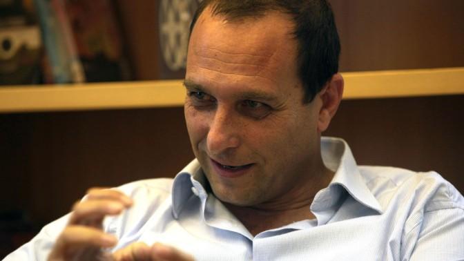 """אמיר גילת, יו""""ר רשות השידור, נובמבר 2011 (צילום: פלאש 90)"""