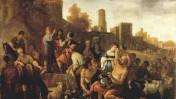 משה מורה על חיסול בני מדיין (Claes Corneliszoon Moeyaert, נחלת הכלל)