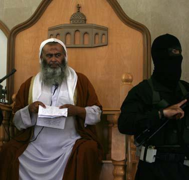 מנהיג הפלג הקיצוני שחוסל על-ידי חמאס (צילום: פלאש 90)