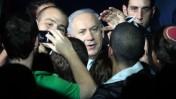 ראש הממשלה בנימין נתניהו בכנס של ארגון תגלית בירושלים, 6.1.11 (צילום: ליאור מזרחי)