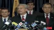 התובע מודיע על חשיפת פרשת השחיתות בניו-ג'רזי (צילום מסך, CNN)