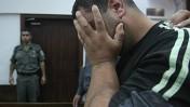 """אחד החשודים בתקיפתה של סמנכ""""לית רשת, שירה מרגלית (צילום: רוני שוצר)"""