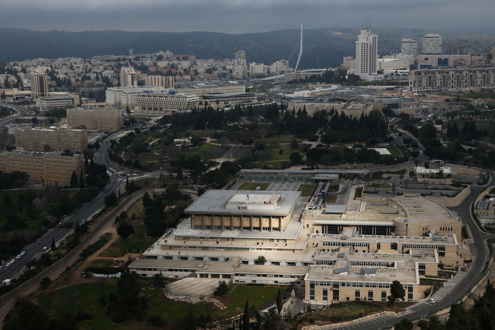 כנסת ישראל (צילום: נתי שוחט)