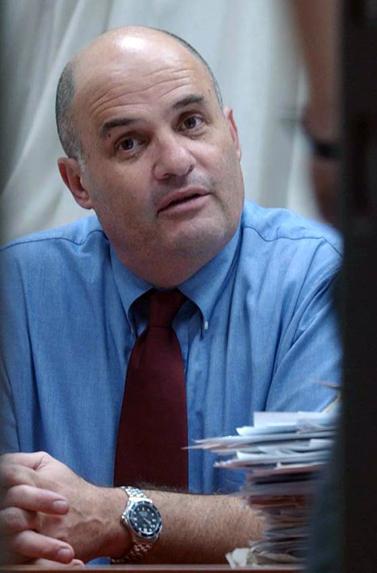 """ד""""ר גבי פיקר, מנכ""""ל לייף-קיפר (צילום: פלאש 90)"""