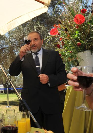 שר החוץ אביגדור ליברמן (צילום ארכיון: יואב ארי דודקביץ')
