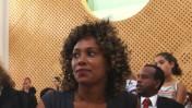 נוגה זוראיש, אתמול בבית-המשפט העליון (צילום: קובי גדעון)
