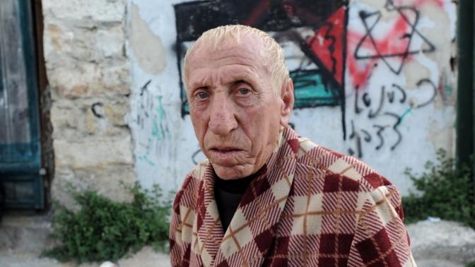 שיח' ג'ראח, ירושלים. 30.4.10 (צילום: גיל יערי)