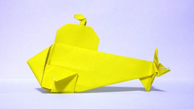 צוללת צהובה (צילום: Arturo Fonseca, רישיון CC BY-NC-SA 2.0)