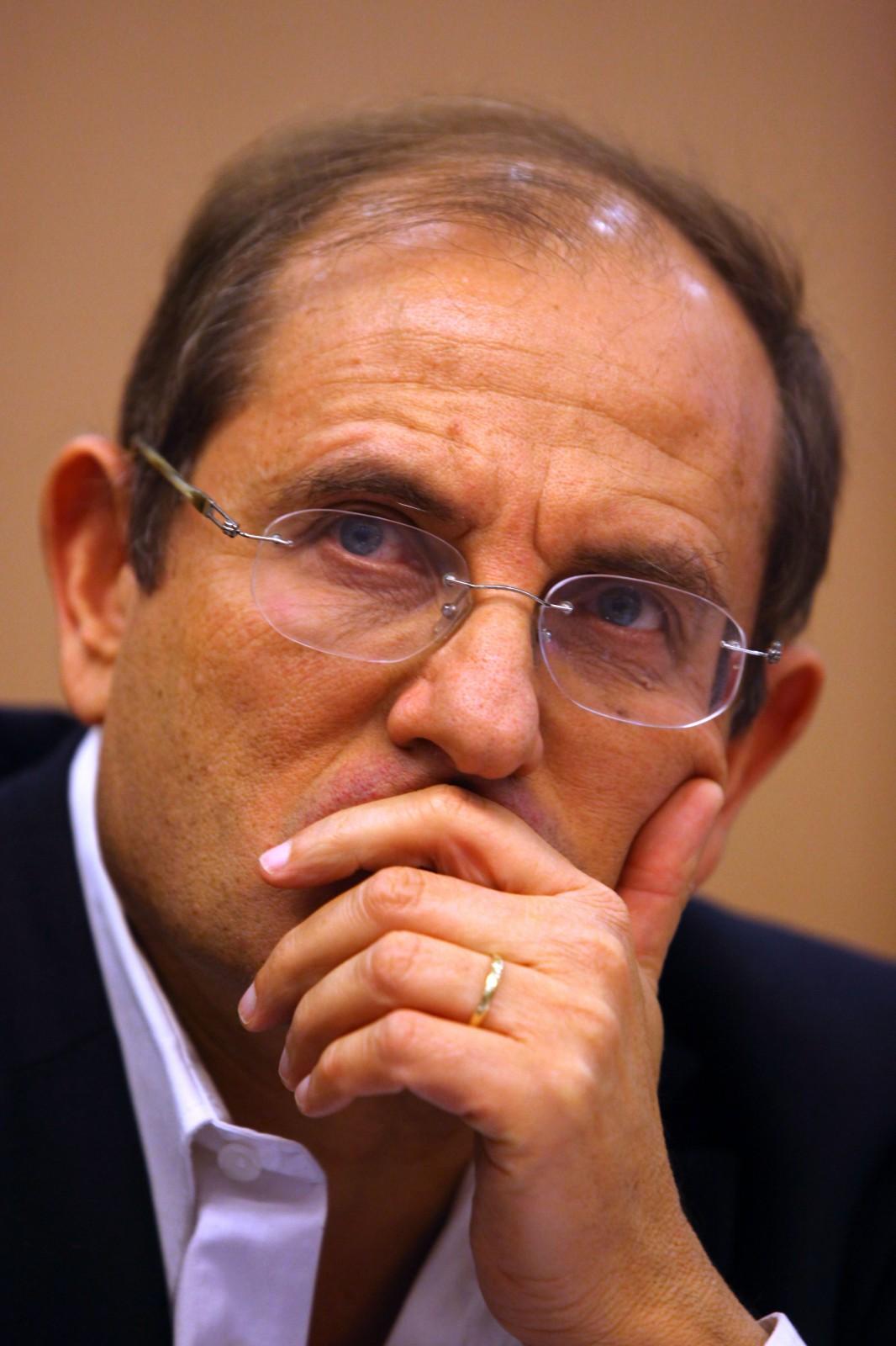 פרופ' קרמניצר (צילום: קובי גדעון)