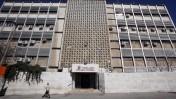 בניין הטלוויזיה הישראלית ברוממה, ירושלים (צילום: יוסי זמיר)