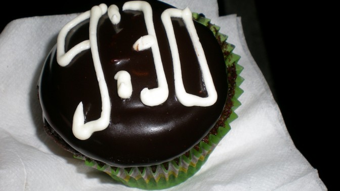 9:30 Cupcake. צילום: Kevin H. - Kevin Harber (רשיון cc-by-nc-nd)