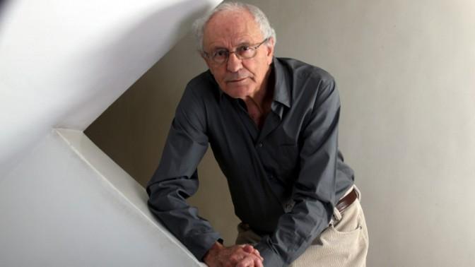 פרופסור זאב שטרנהל, 2010 (צילום: יוסי זמיר)