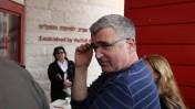 קובי מידן. סינמטק תל-אביב, 20.11.11 (צילום: מתניה טאוסיג)