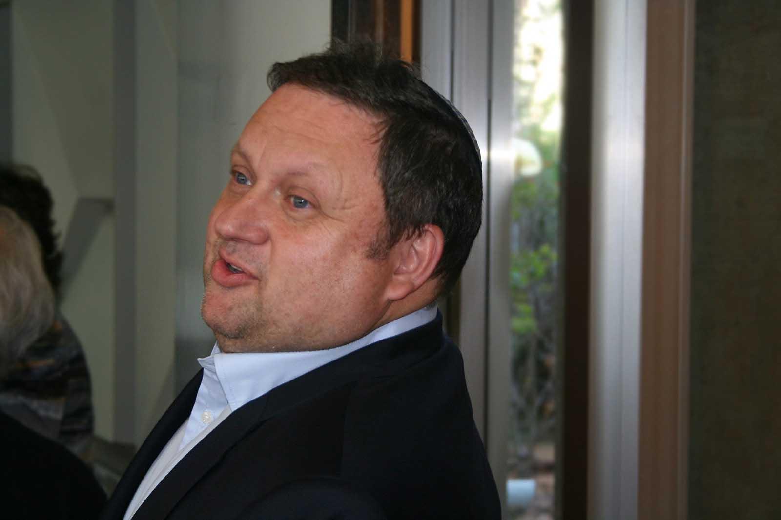 """שלמה בן-צבי, 12.5.13 (צילום: """"העין השביעית"""")"""