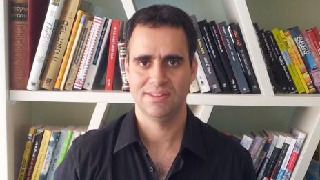 """ד""""ר שגיא אלבז (צילום: נתלי גינדס)"""