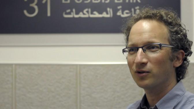 אדר כהן, לשעבר המפקח על לימודי האזרחות, 22.8.12 (צילום: יואב ארי דודקביץ')