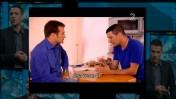 דני קושמרו מראיין את שרון גל בחדשות ערוץ 2