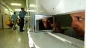 אסיר בכלא איילון (צילום: נתי שוחט)