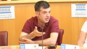 סייד קשוע. המכון הישראלי לדמוקרטיה, 22.7.2013 (צילום: יוסי זמיר)