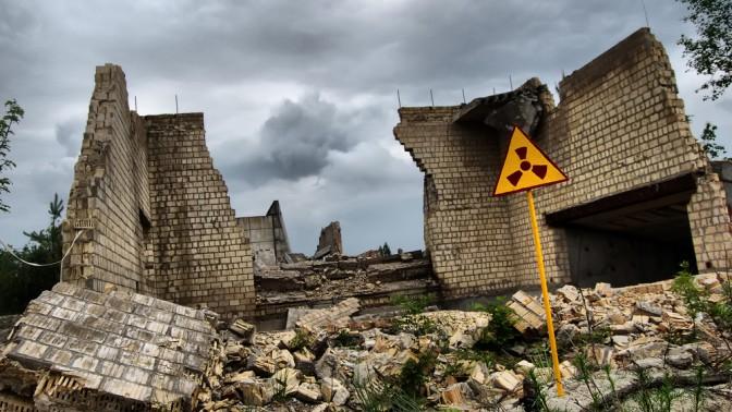 בקרבת צ'רנוביל, אוקראינה (צילום: סרגיי קמשילין, שאטרסטוק)