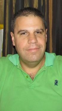"""עומר כרמון, עורך """"ערב ערב באילת"""" (צילום עצמי)"""